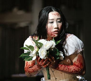 Oper Lucia di Lammermoor